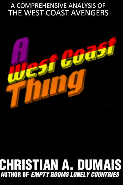 A West Coast Thing Book Cover